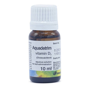 Aquadetrim Vitamin D3 ( 10 ml )