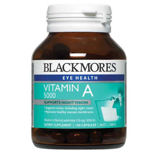 Vitamin A Blackmore 5000IU