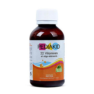 Pediakid 22 Vitamines