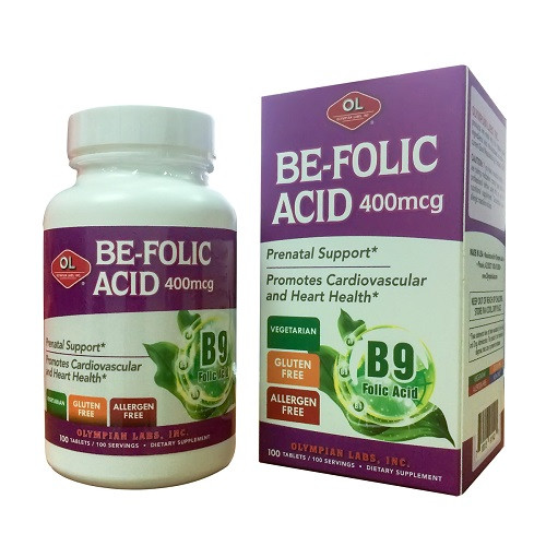 Be Folic Acid
